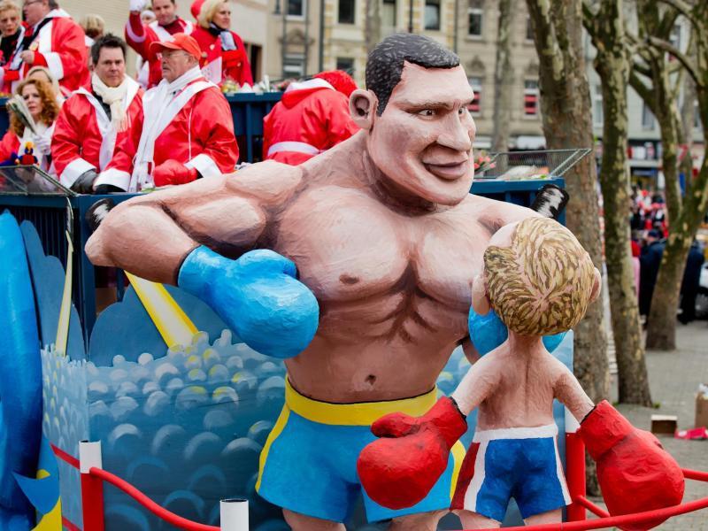 Bild zu Karneval: Rosenmontag