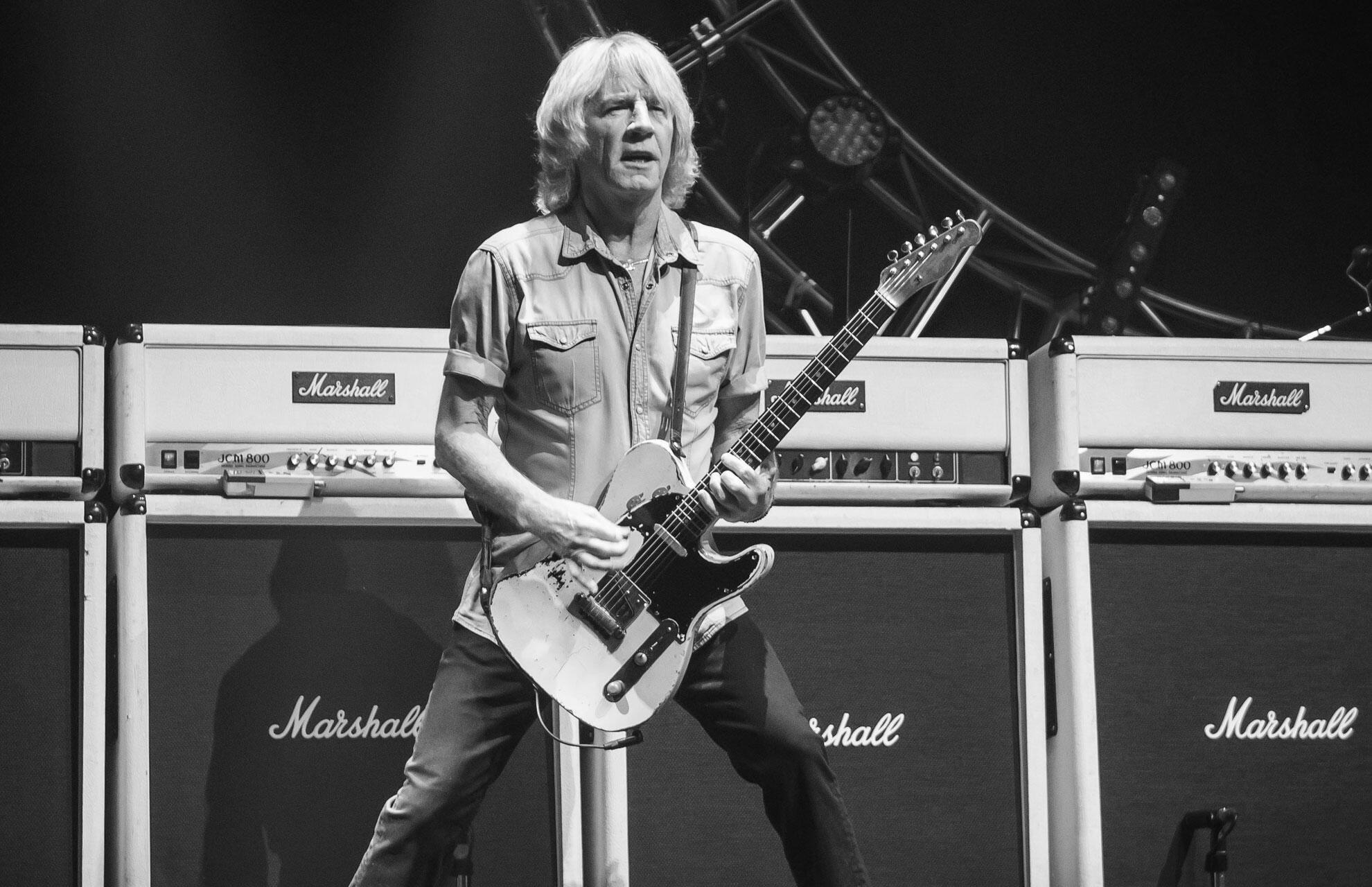 Bild zu Rick Parfitt, Status Quo, Gitarrist
