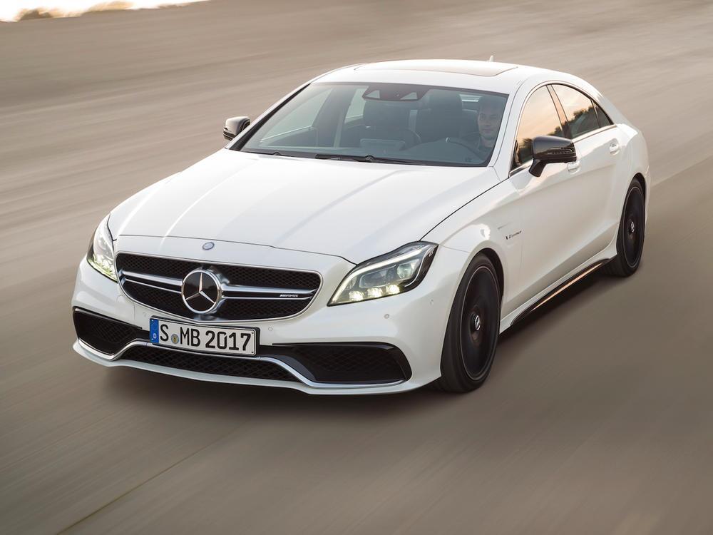 Wie Viel Kostet Ein Mercedes Cls Amg