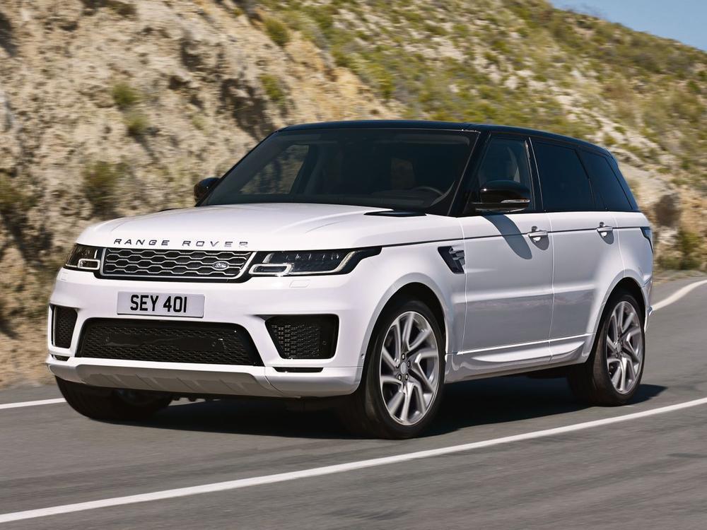 Bild zu Range Rover Sport PHEV