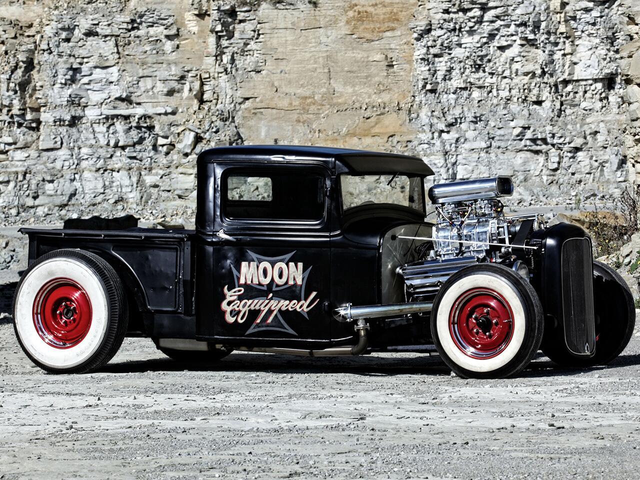 Bild zu Ford Moon Truck