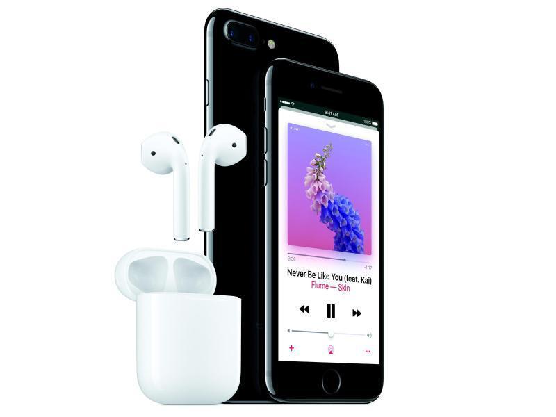 Bild zu AirPods von Apple