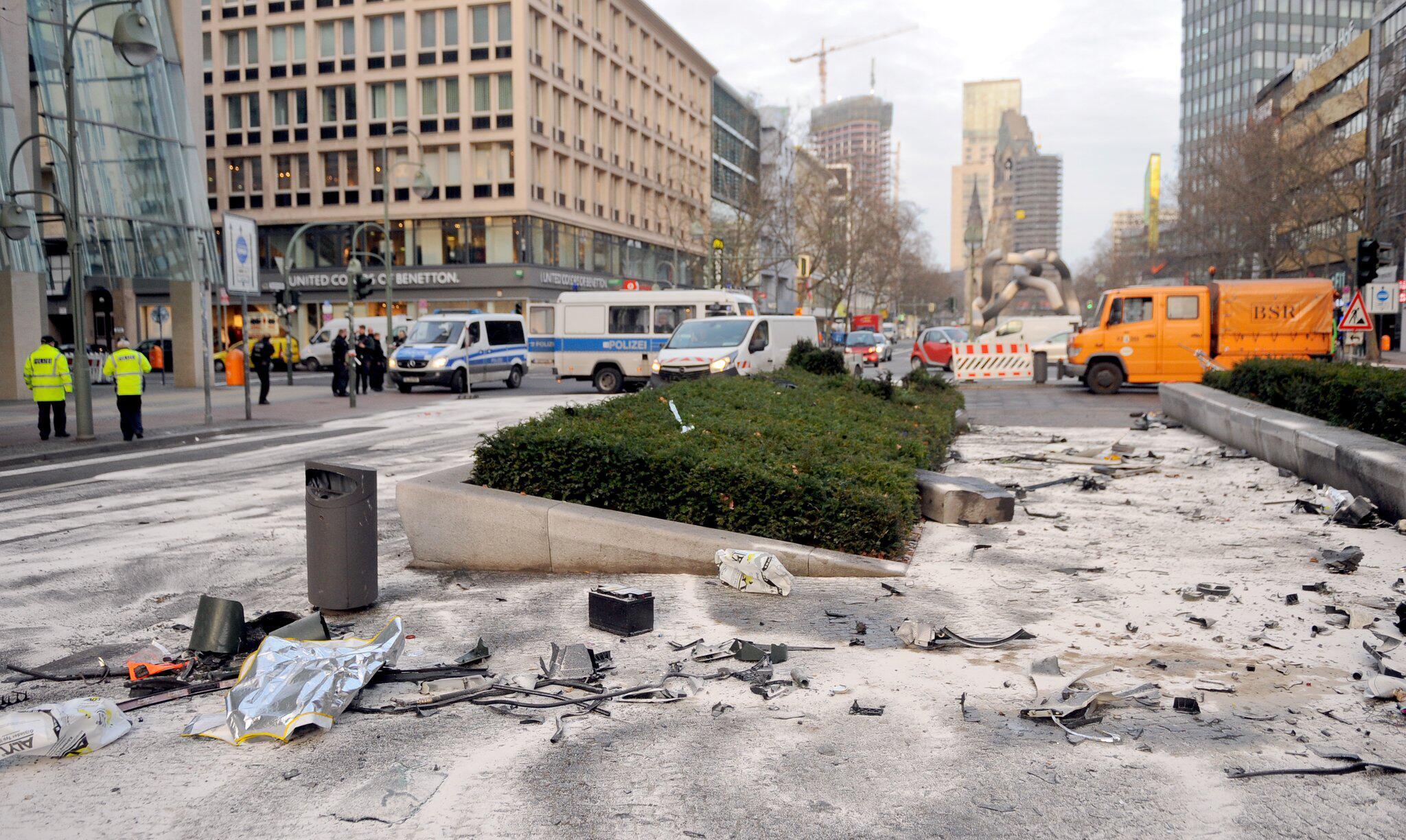 Bild zu BGH verkündet Urteil nach Mordurteil gegen Berliner Autoraser