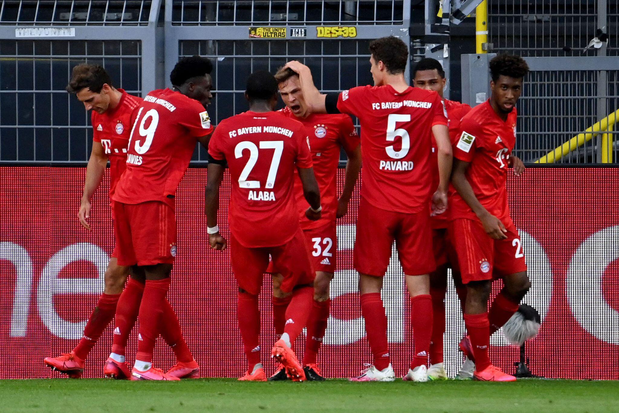 Bild zu Borussia Dortmund - FC Bayern München