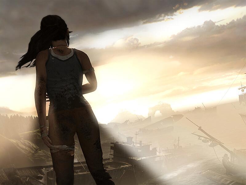 Bild zu Tomb Raider