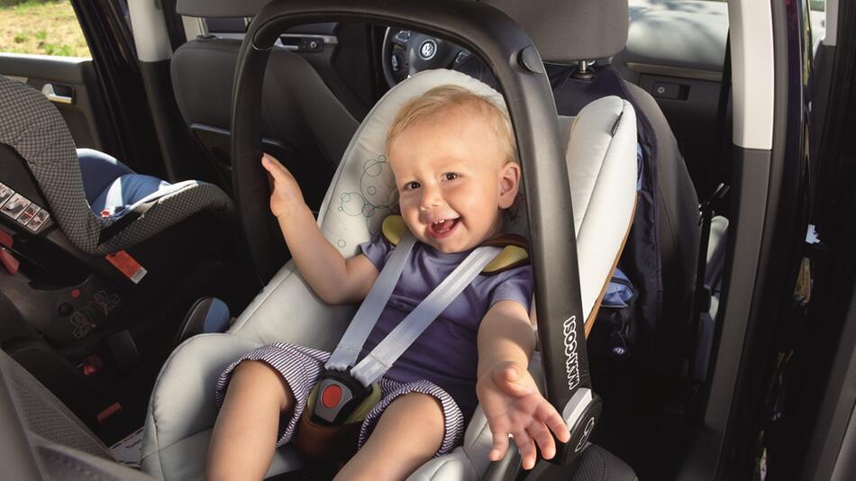 Kindersitze kaufen: So treffen Sie die richtige Wahl