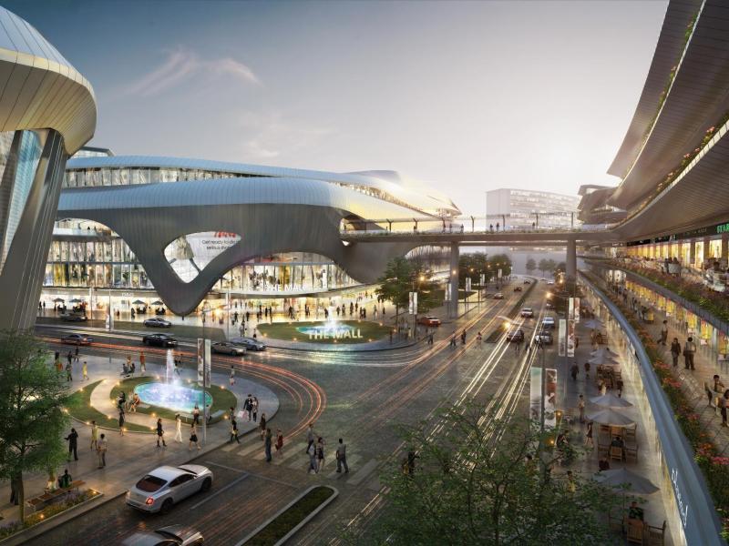 Bild zu Flughafen Hongkong
