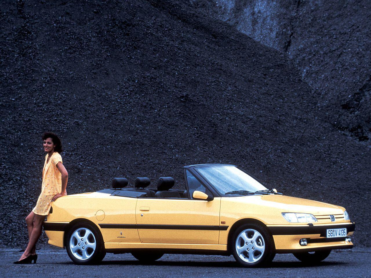 Bild zu Peugeot 306 Cabrio