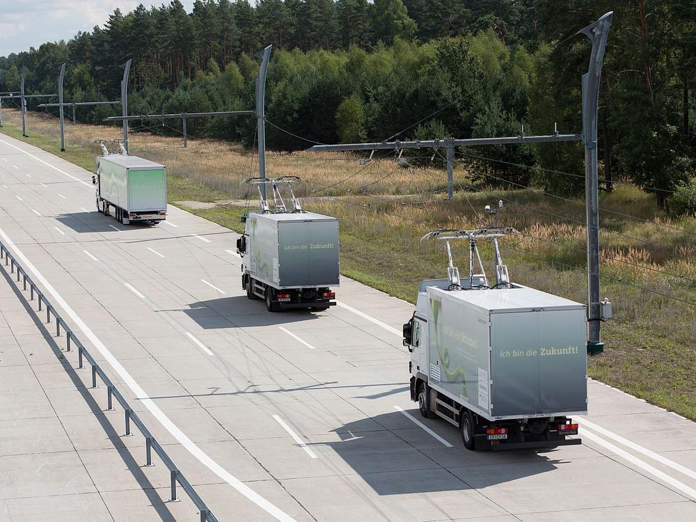 Bild zu Siemens eHighway