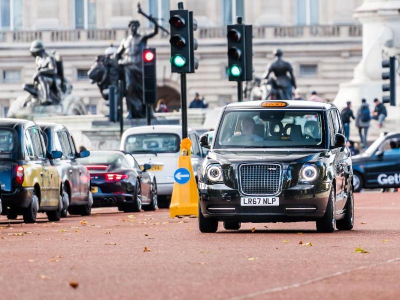 Bild zu Neues London Taxi