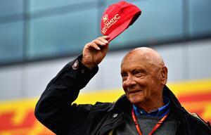 Niki Lauda, Kappe, Mütze, Cap