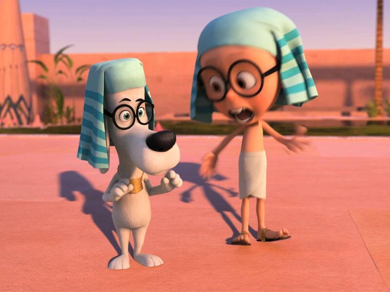 Bild zu Mr. Peabody und Sherman