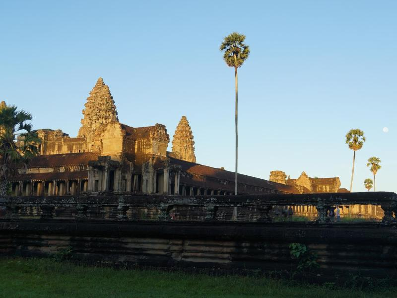 Bild zu Angkor in Kambodscha