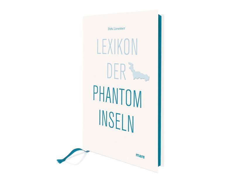 Bild zu «Lexikon der Phantominseln»