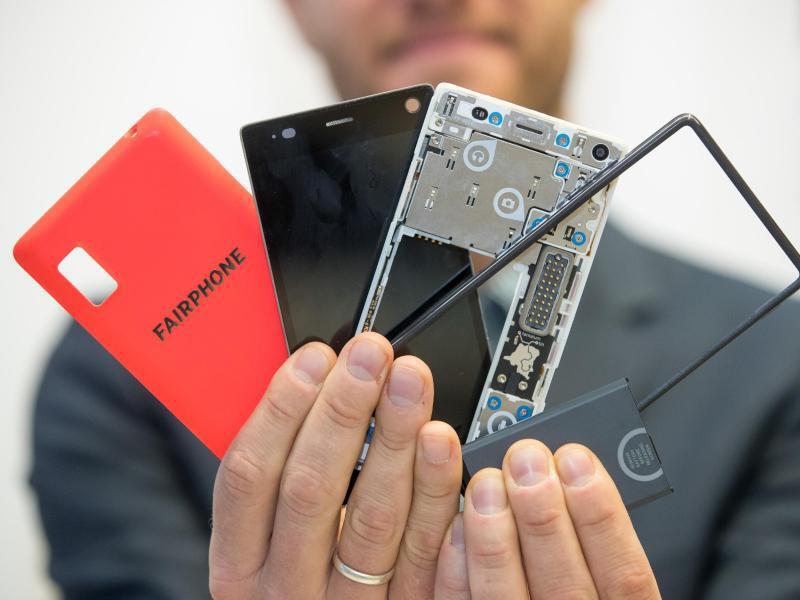 Bild zu Nachhaltig: Das Fairphone