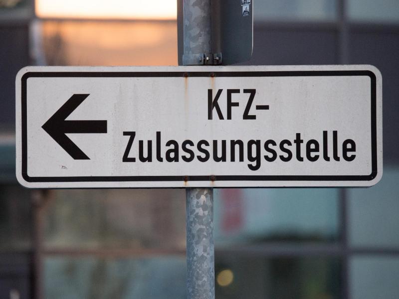 Bild zu Kfz-Zulassungsstelle