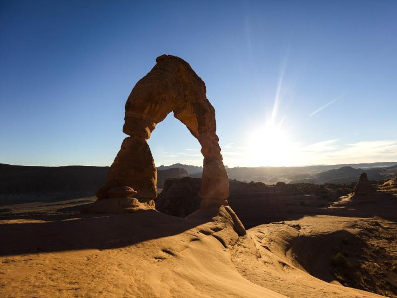 Bild zu Arches Nationalpark bei Moab in Utah