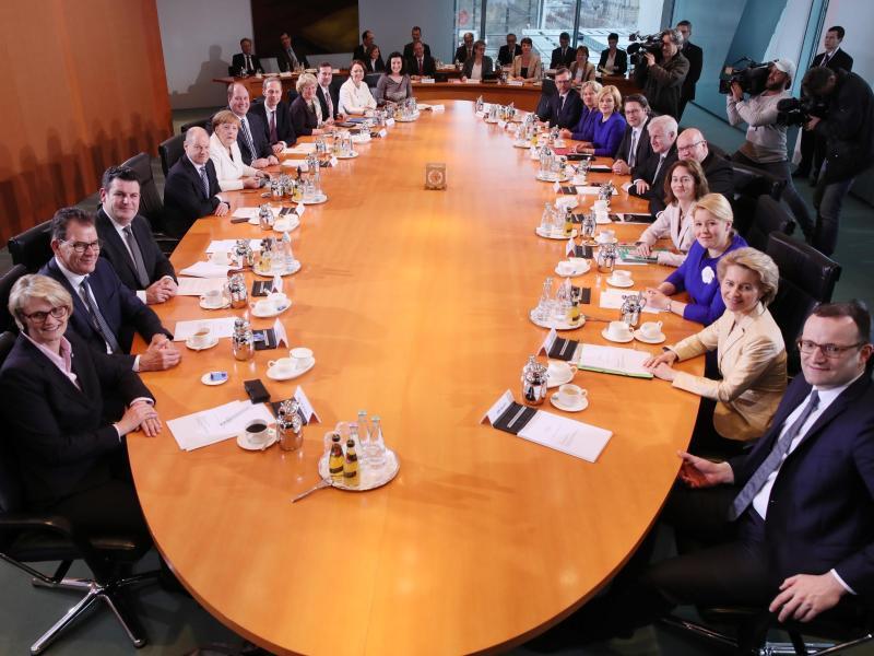 Bild zu Neues Kabinett