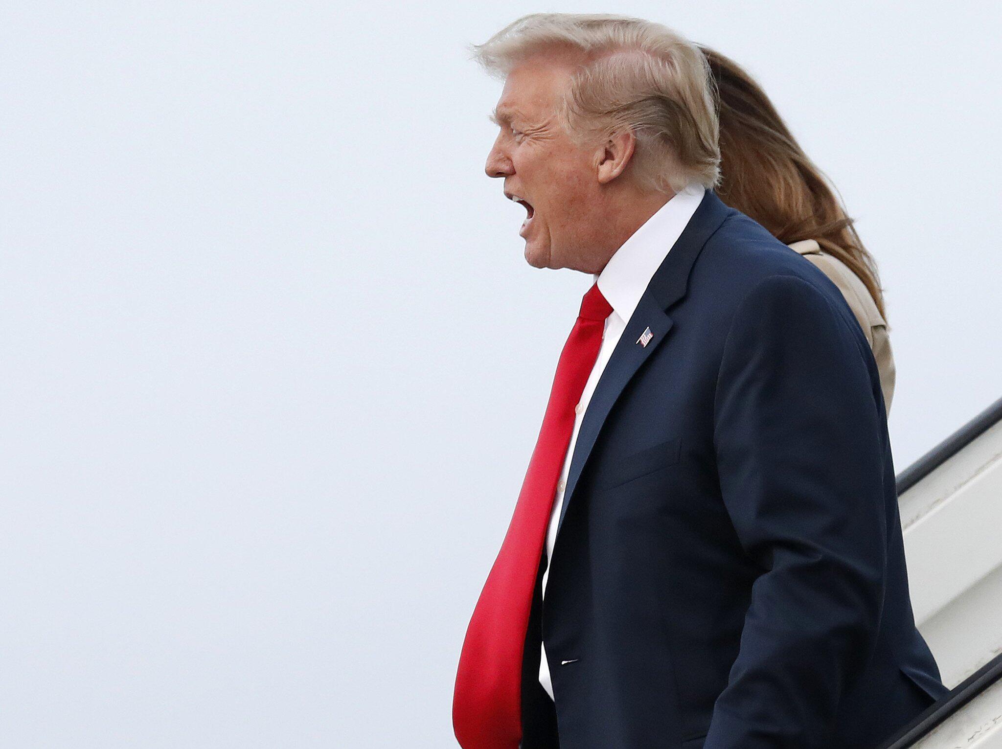 Bild zu Nato, Gipfel, Brüssel, Donald Trump, US-Präsident, USA, EU