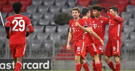 FC Bayern München - RB Salzburg