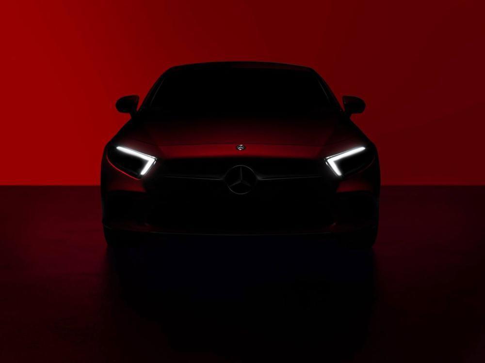 Bild zu Mercedes-Benz CLS Teaser