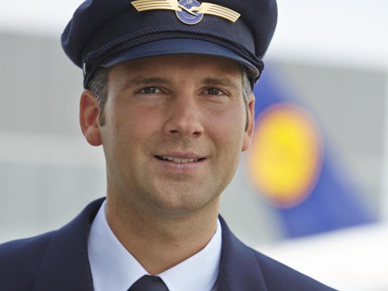Bild zu Pilot Bastian Stank