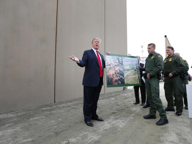 Bild zu Werbung für die Mauer