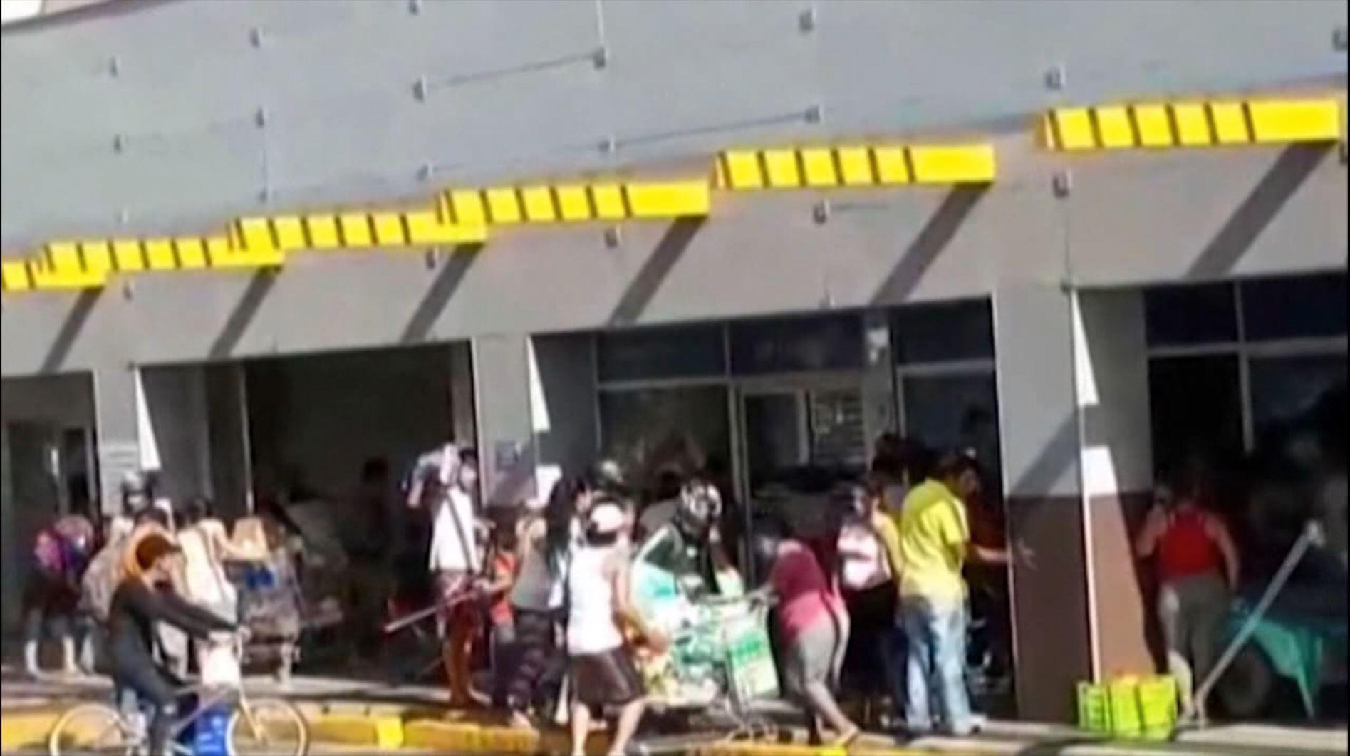 Bild zu Plünderer, Nicaragua