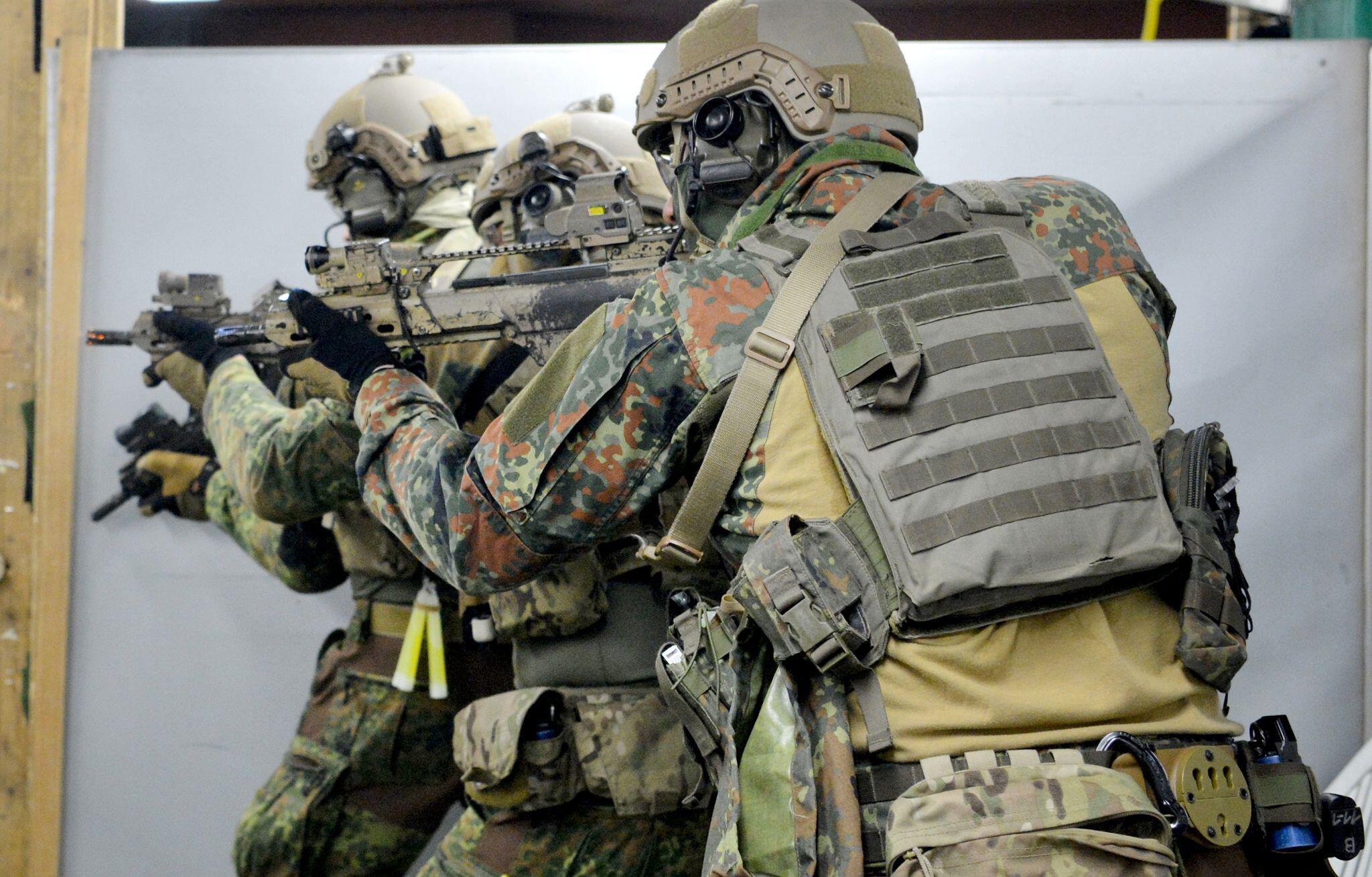 Bild zu Kommando Spezialkräfte KSK