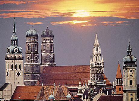 Bild zu München - Frauenkirche