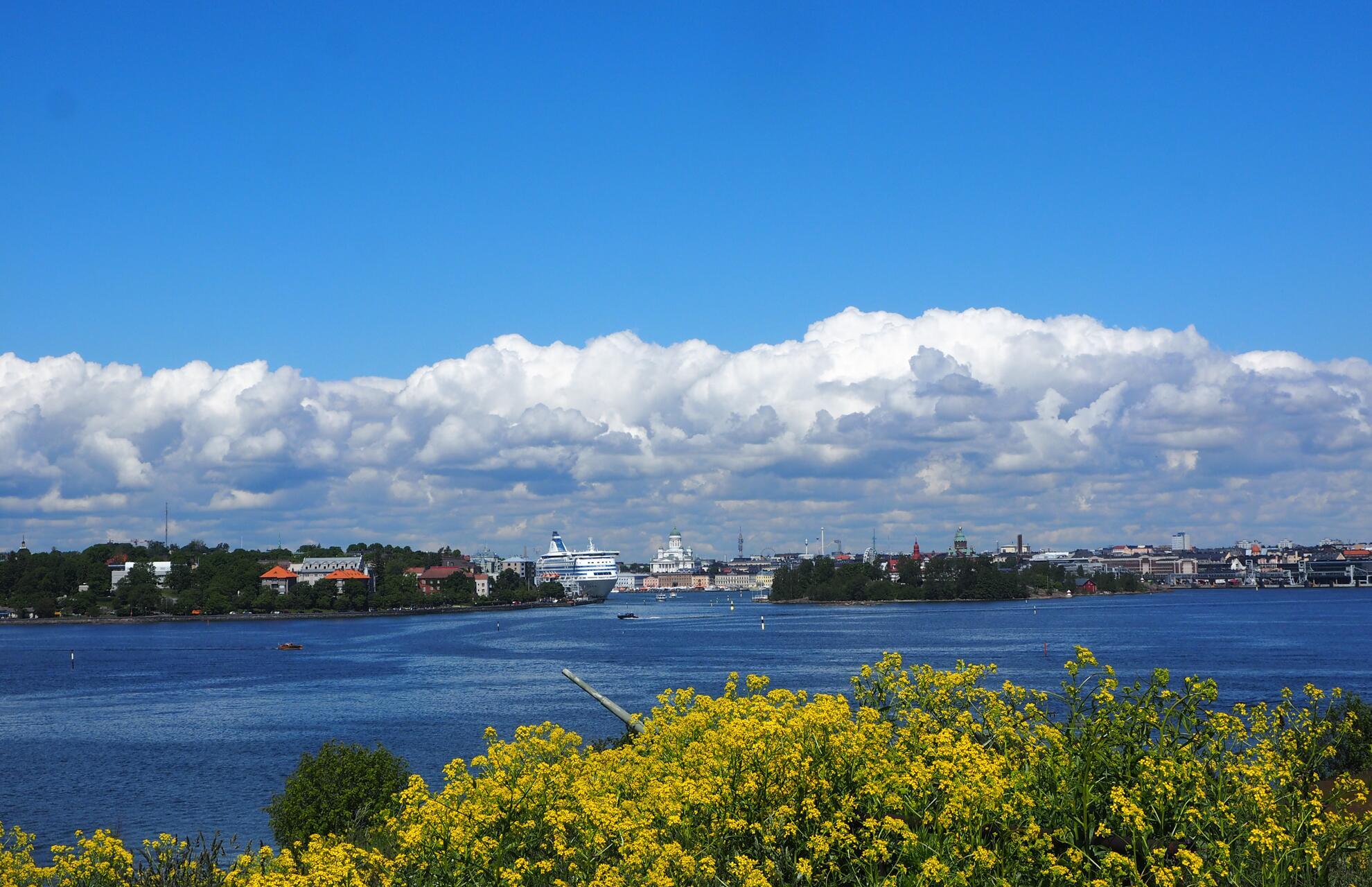Bild zu Suomenlinna, Helsinki, Ostsee