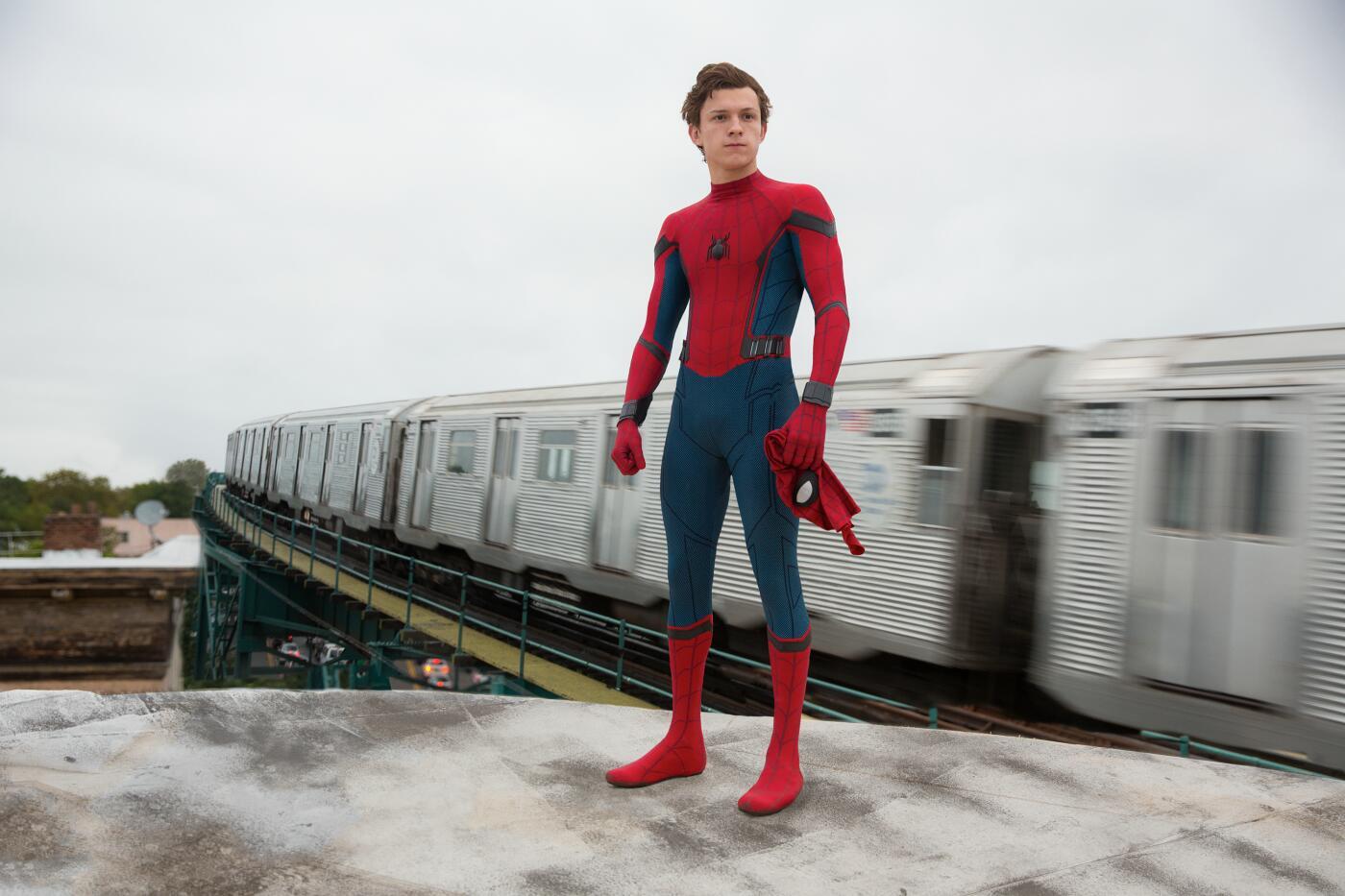 Bild zu Spiderman
