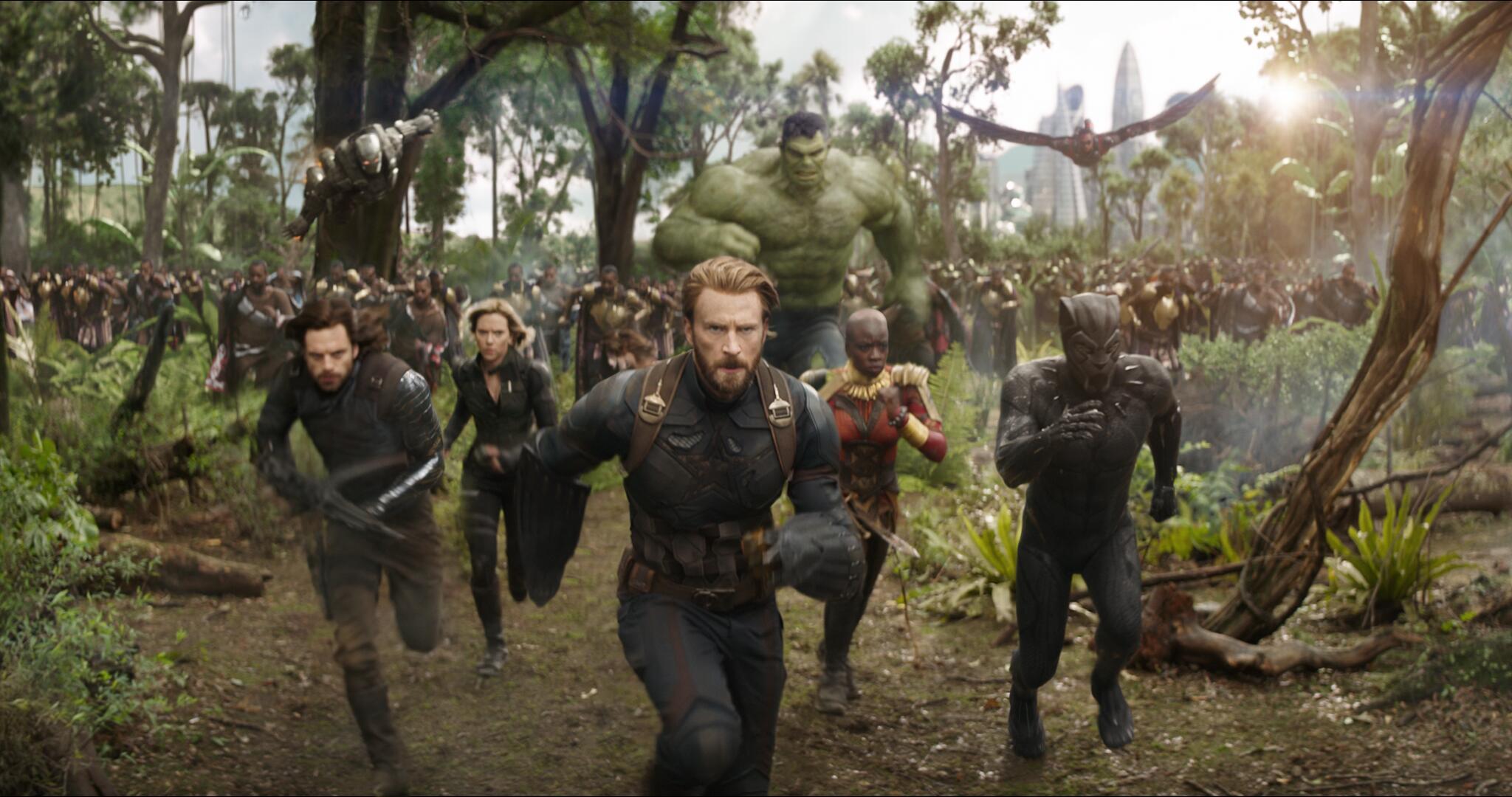 Bild zu Avengers
