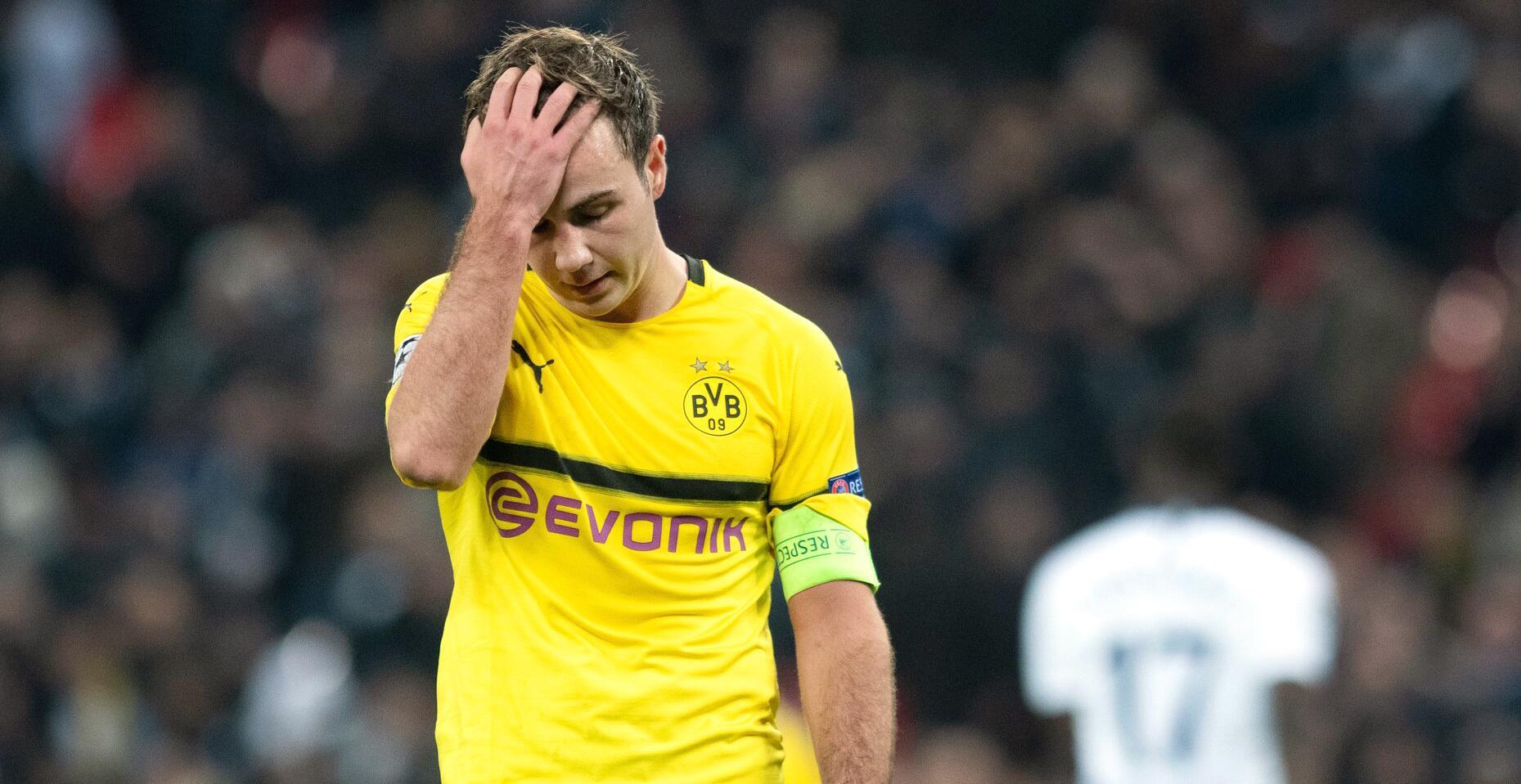 Bild zu Tottenham Hotspur - Borussia Dortmund