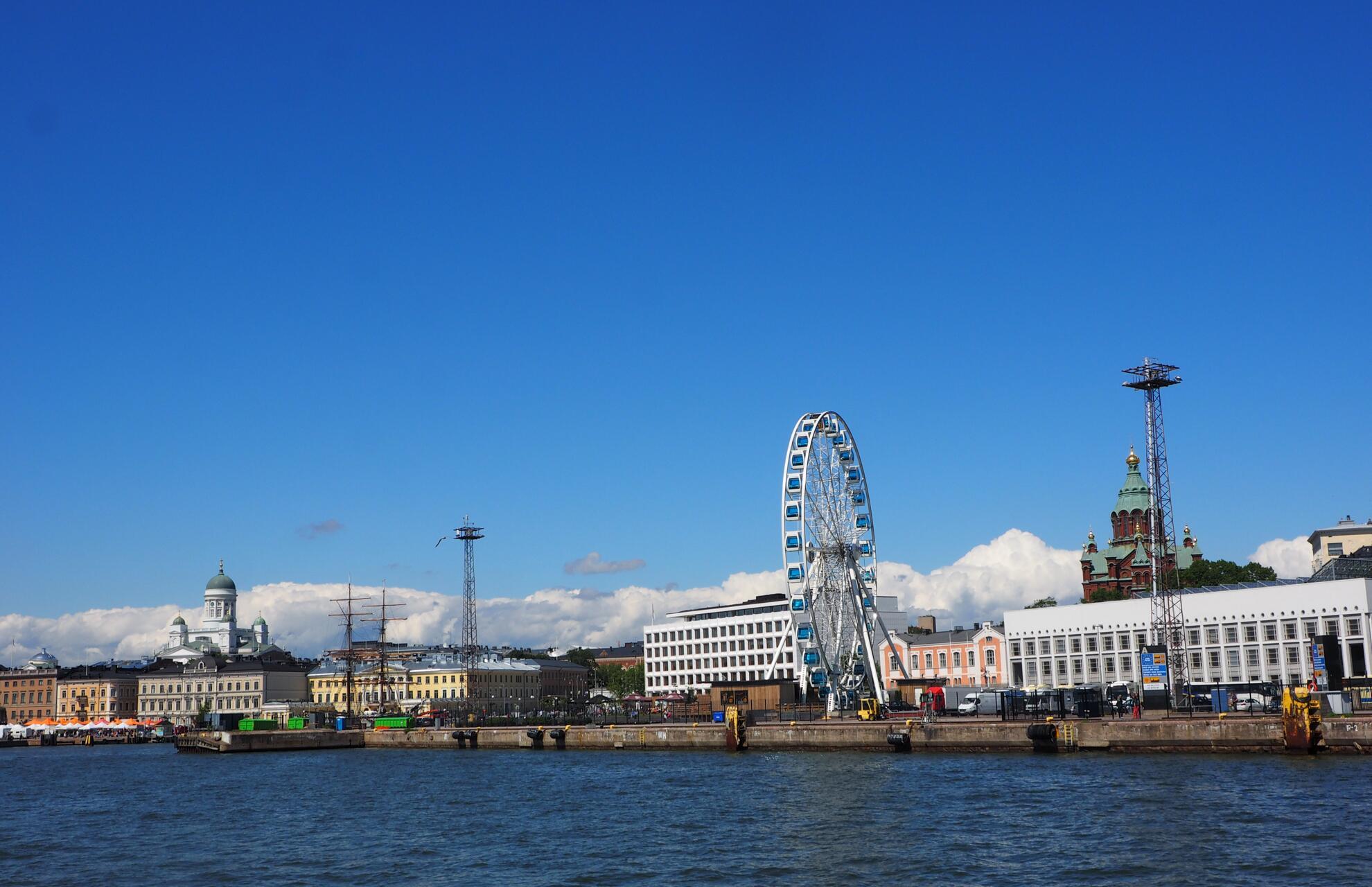 Bild zu Helsinki, Ostsee, Finnland