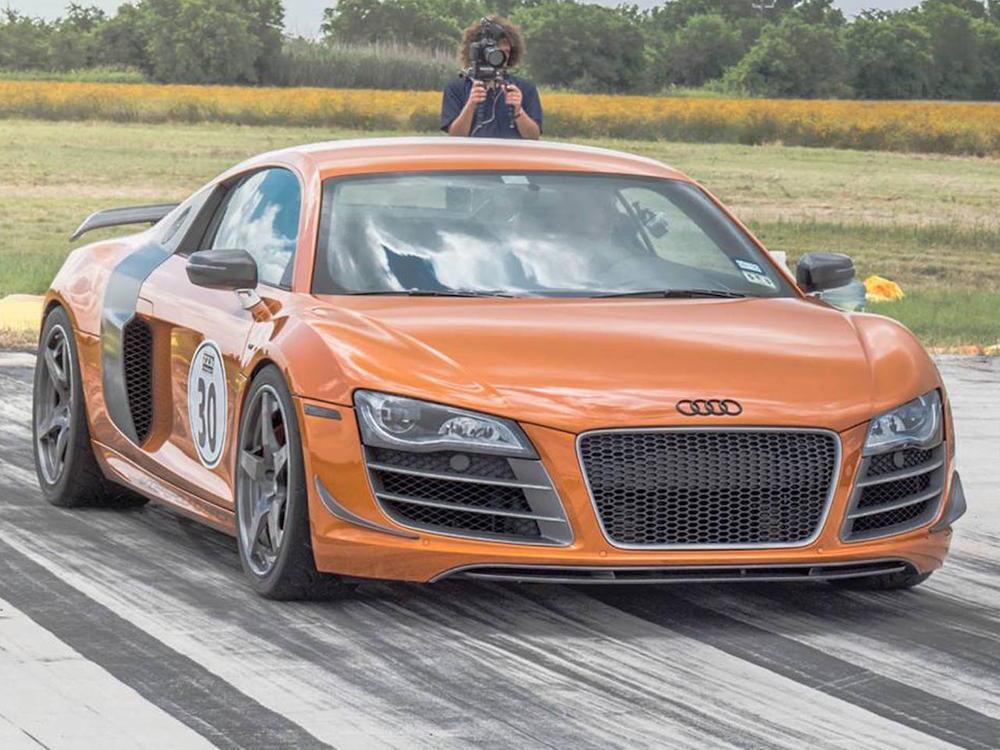 Bild zu Underground Racing Audi R8 V10 TT