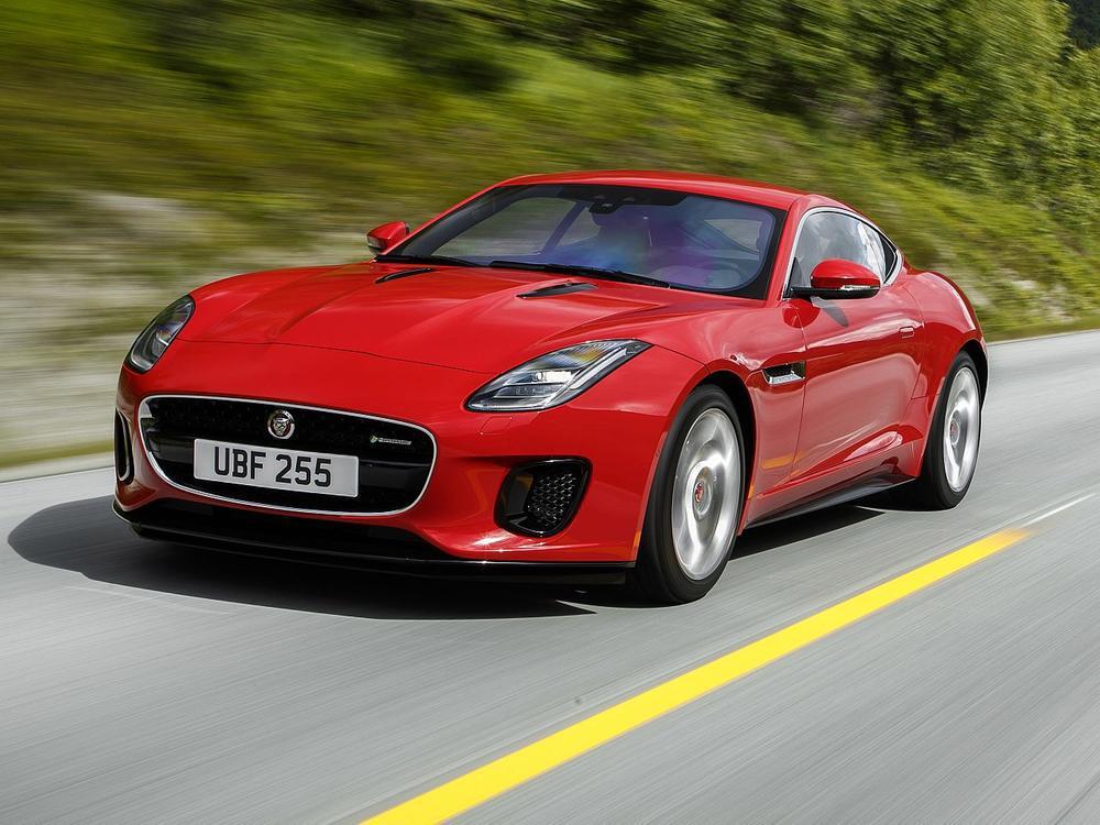 Bild zu Platz 7: Jaguar