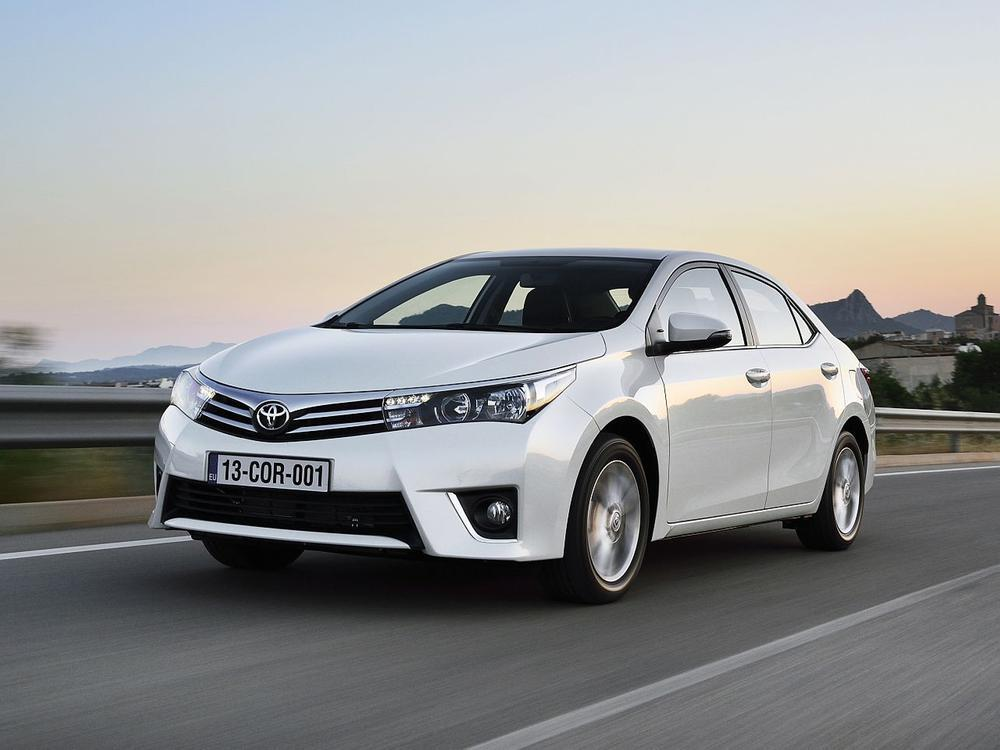 Bild zu Bestseller der Welt: Das sind die Top Ten der weltweit meistverkauften Autos