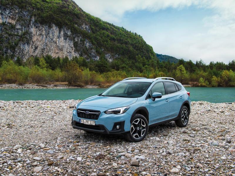 Bild zu Subaru XV