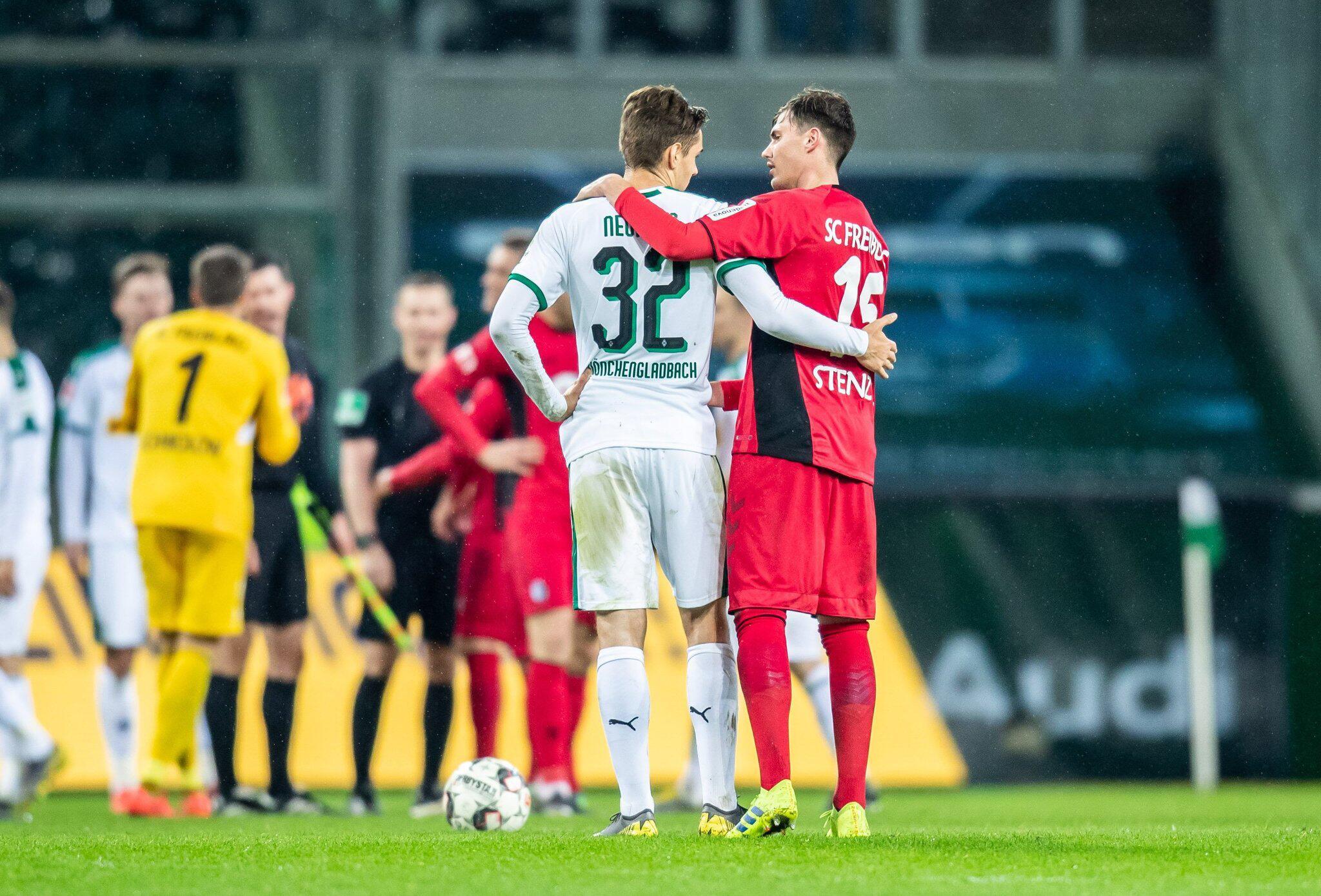 Bild zu Borussia Mönchengladbach - SC Freiburg
