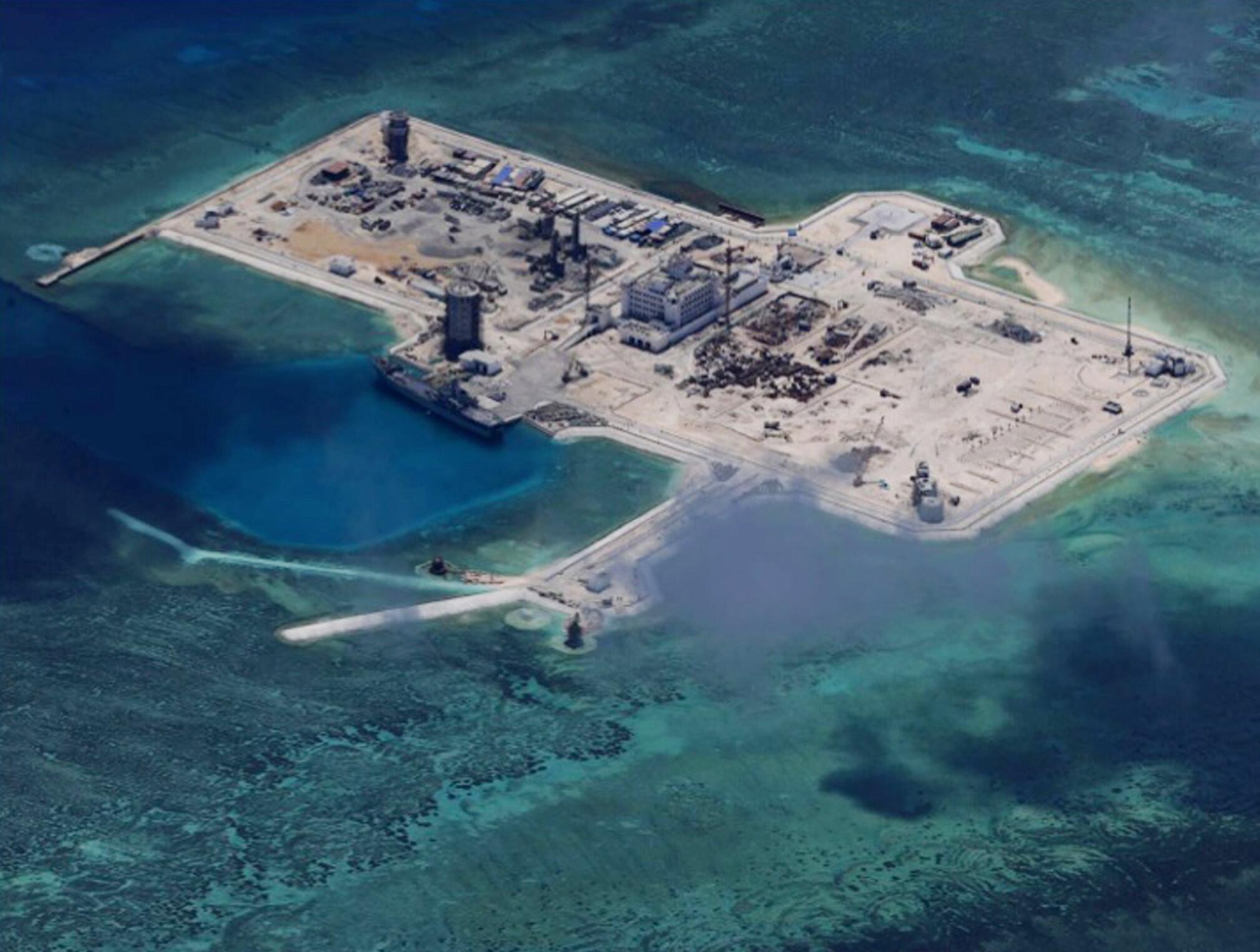 Bild zu Spratly-Inseln