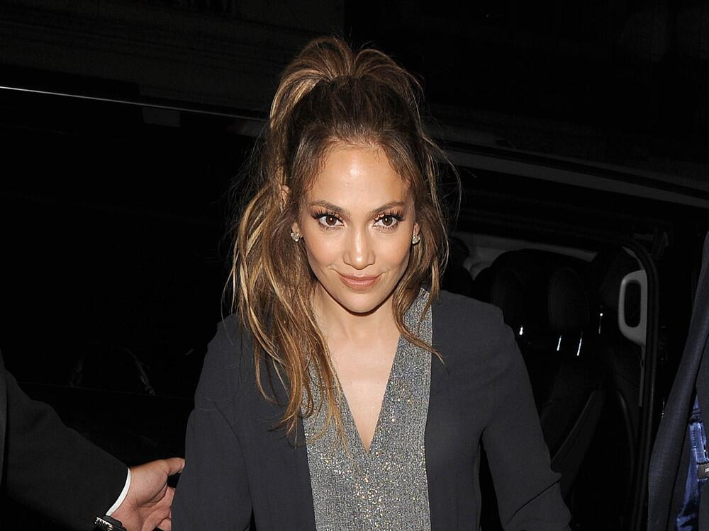 Bild zu Sängerin Jennifer Lopez