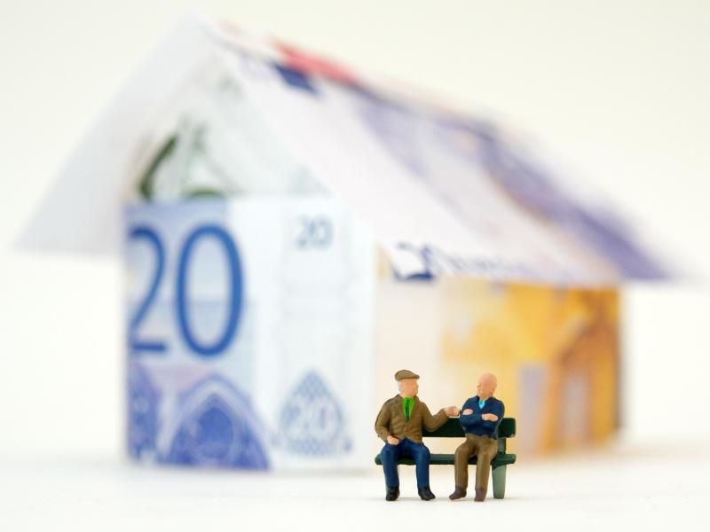 Bild zu Immobilie als Altersvorsorge