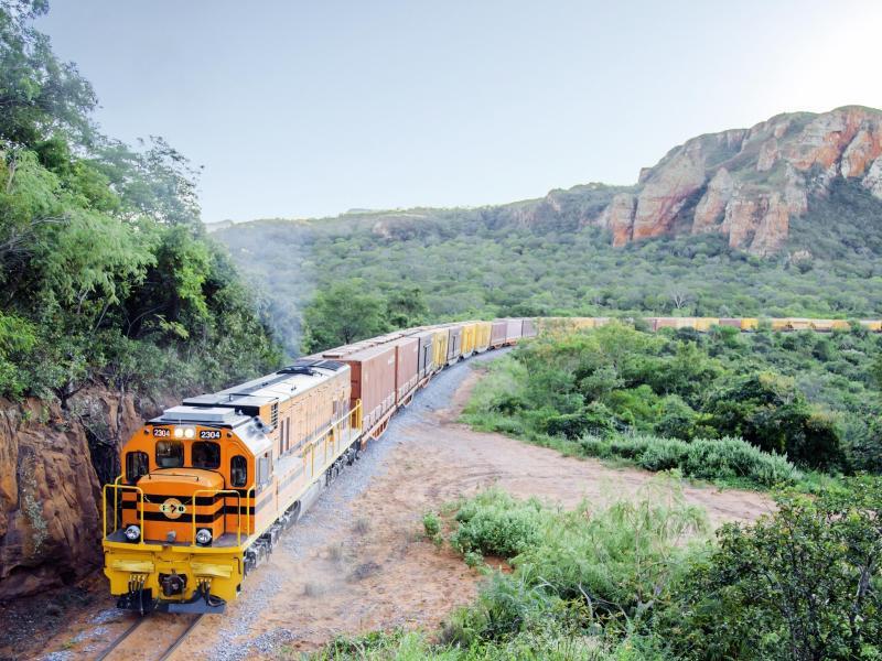Bild zu «Ozean-Zug» in Südamerika