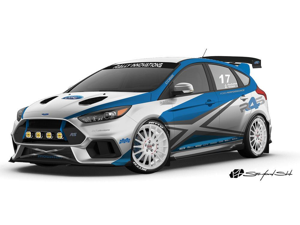 Bild zu Focus RS Rally Revival