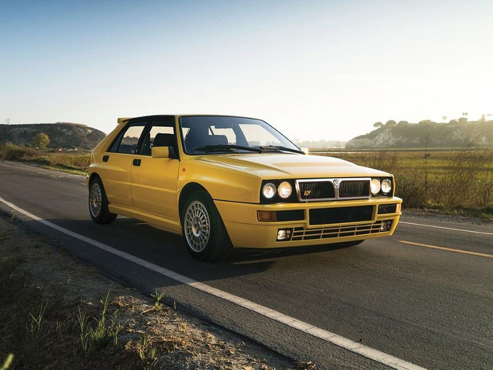 Bild zu 1992 Lancia Delta HF Integrale Evoluzione