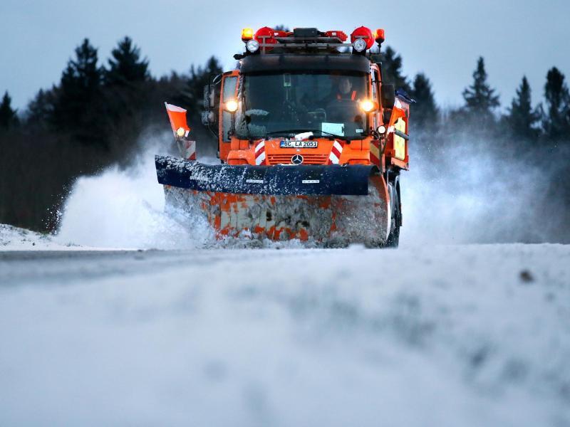 Bild zu Winterdienst