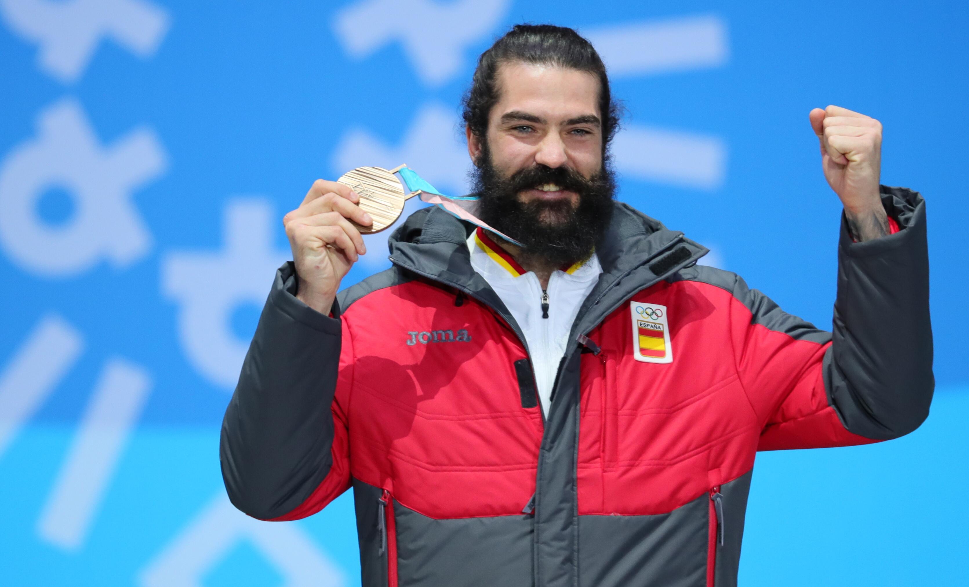 Bild zu Regino Hernandez, Olympia, Olympische Winterspiele, Pyeongchang
