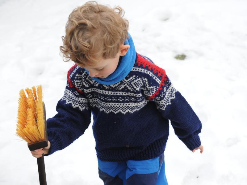 Bild zu Norweger-Pullover