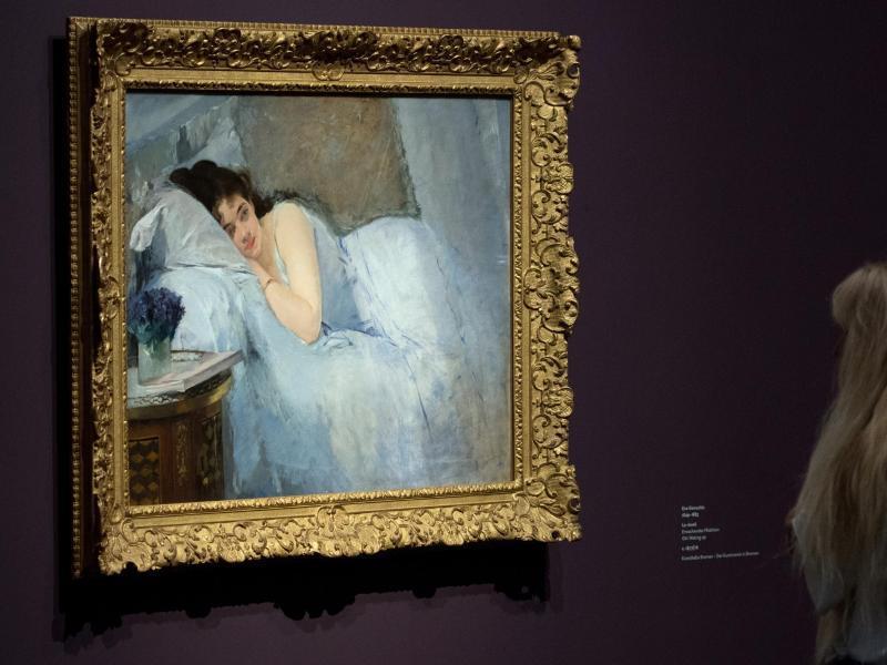 """Bild zu Ausstellung """"Manet - Sehen. Der Blick der Moderne"""""""